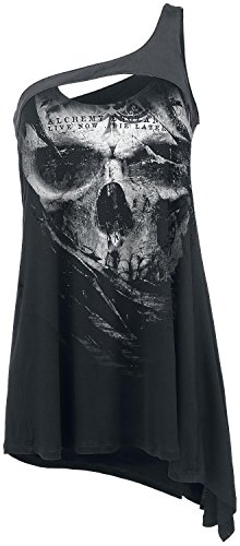 Alchemy England From The Shadows Top donna nero M