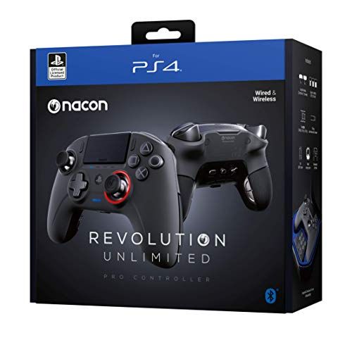NACON REVOLUTION UNLIMITED PRO CONTROLLER OFFICIAL PS4