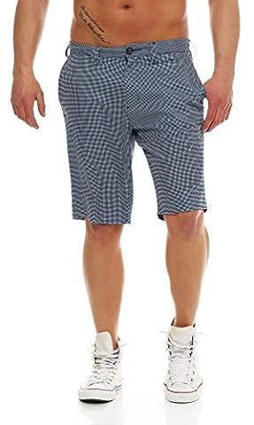 Hochwertige TOMMY HILFIGER Herren Golf Shorts Gr. 54 NAVY freizeithosen männer eisen kurze hosen sport golfschläger hölzer big bertha golf-hosen wilson gant driver denim mizen 50 52 54 56 M L XL