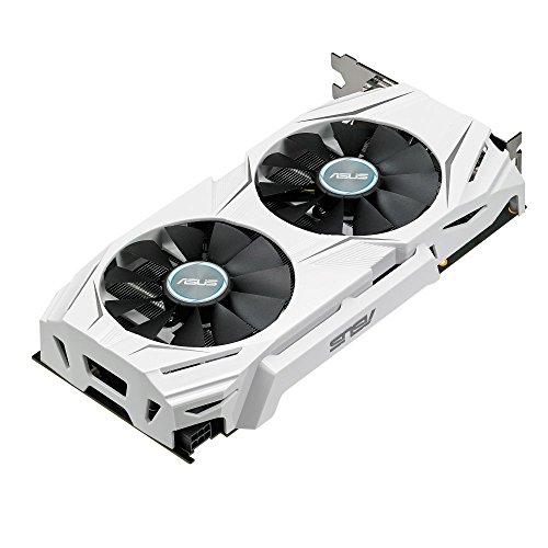 Asus Dual-GTX1060-O6G Gaming Nvidia GeForce Grafikkarte (PCIe 3.0, 6GB GDDR5 Speicher, HDMI, DVI, Displayport) - 4