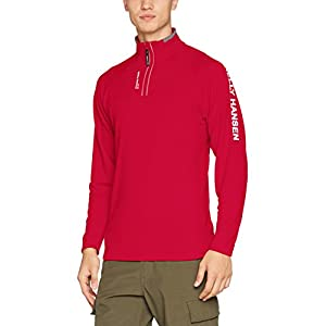 Helly Hansen 54213, Pullover Unisex – Adulto, Rosso, L