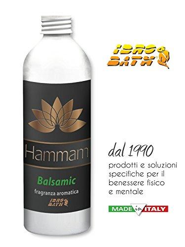 Galleria fotografica Fragranza Aromatica BALSAMICA concentrata 500ml - Profumo per Sauna, Bagno Turco e HAMMAM - SPEDIZIONE IMMEDIATA