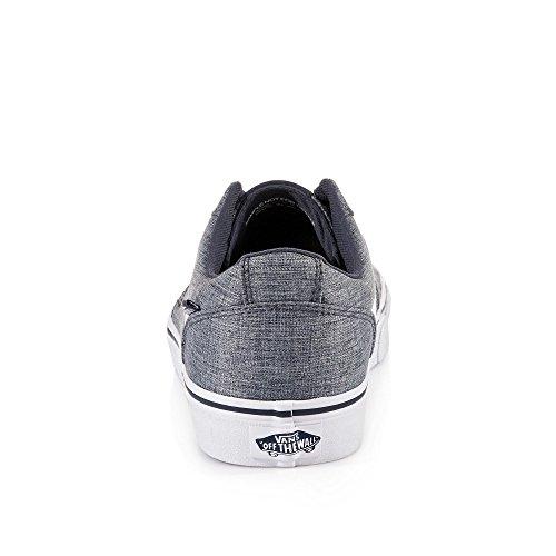 Vans Herren Chapman Stripe Sneaker Blau (rock Tessile)