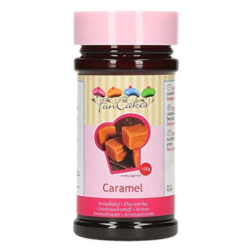 FunCakes Aromastoff-Karamell, 1er Pack (1 x 100 g)