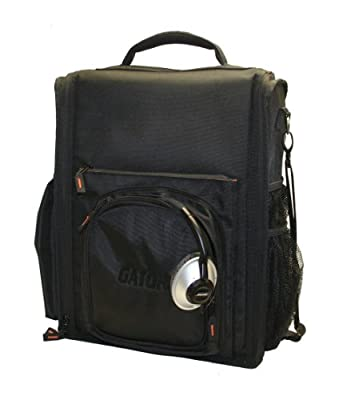 Gator G-Club Bag for Large CD Players and 12 inch Mixers