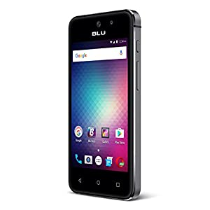 BLU VIVO 5 Mini UK SIM-Free Smartphone - Grey