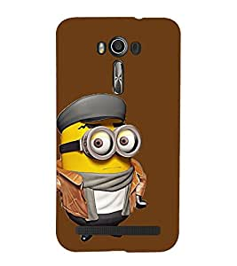 Vizagbeats Minion Back Case Cover for Asus Zenfone 2 Laser ZE550KL::Asus Zenfone 2 Laser ZE550KL (5.5 Inches)