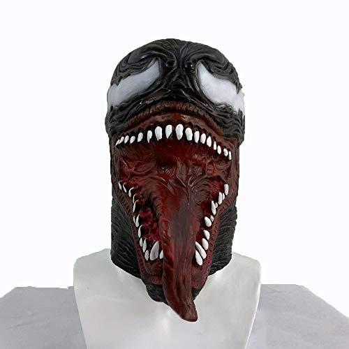JUFENG 3D Spiderman Maske Helm Männer Cosplay Kostüm Zubehör Film Superheld (Film Superheld Kostüme)