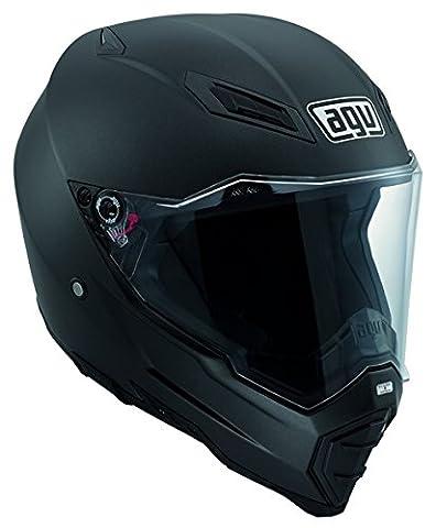 AGV Helmet, AX 8 EVO E2205, Matt Black, L