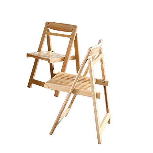 Stuhl, Der Einfaches Mode-einziehbares Kleines Wohnungs-restaurant-wohnzimmer-partei-speisen Im Freiengarten-balkon-braun Faltet,chair X4 (Hochzeit Stuhl Deckt)