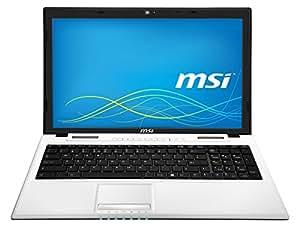 """Micro-Star International CX61-2PCi545FDW Ordinateur portable 15"""" (38,10 cm) Blanc (Intel Core i5, 4 Go de RAM, 500 Go, Nvidia GeForce) - Clavier Qwertz Allemand"""