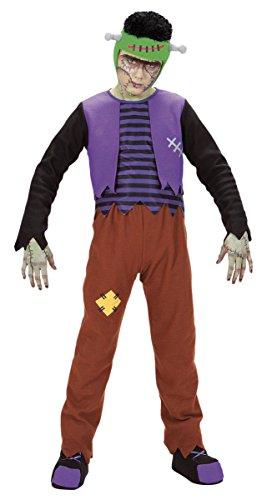 Widmann 58766-Kostüm Frankenstein 'Franken' in Größe 5/7Jahre (Ideen Halloween-kostüm Frankenstein)