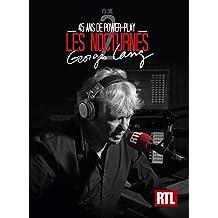 Les Nocturnes RTL 45 Ans Georges Lang (coffret 4 CD)