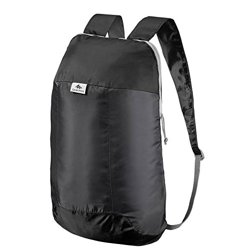 5592b055b650 Quechua Arpenaz 10 Ultra Compact 10 Ltrs Black Junior Hiking Backpack  (8348928) – Into The Wild