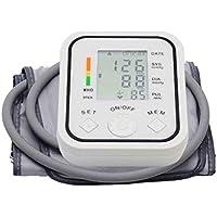 XUEYAYI Esfigmomanómetro Inteligente electrónico de Brazo, Tipo de Brazo Superior, Instrumento de medición de