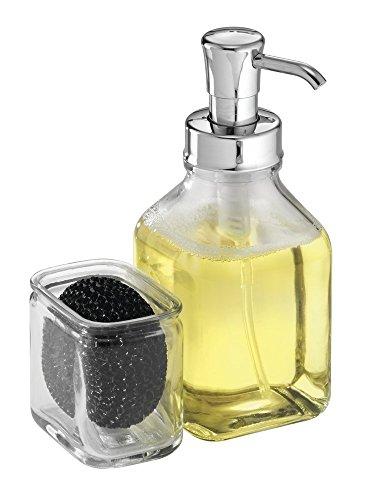 distributeur-de-savon-a-pompe-en-verre-ou-panier-organiseur-mdesign-pour-ranger-les-eponges-et-tampo