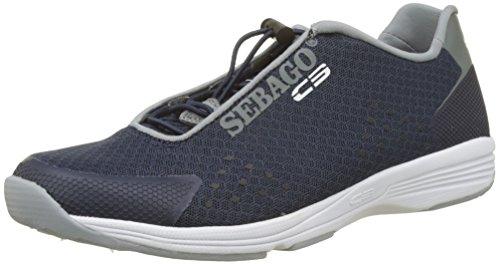 Sebago Damen Cyphon SEA Sport W Bootsportschuhe Blau (Navy 908) 40 EU