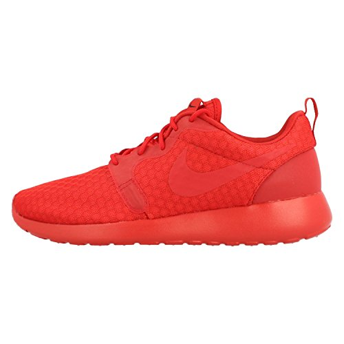 Nike Roshe One Hyperfuse, Baskets Basses Homme Rojo / Negro (University Red / Unvrsty Red-Blk)