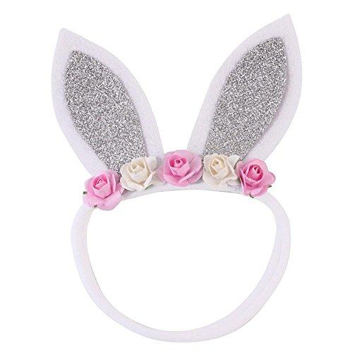 Blume Haarband Bunny Ohren Strahlen für - Blume-bälle Daisy