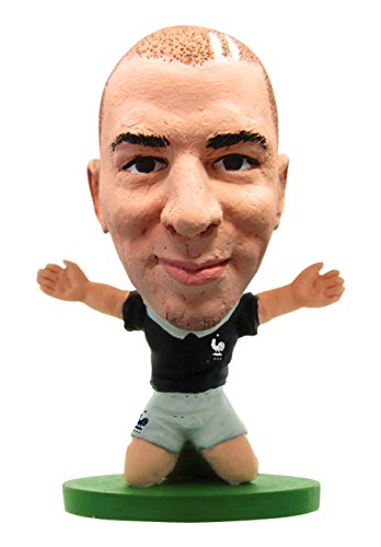 Soccerstarz - Figura Benzema (Creative Toys Company 400346)