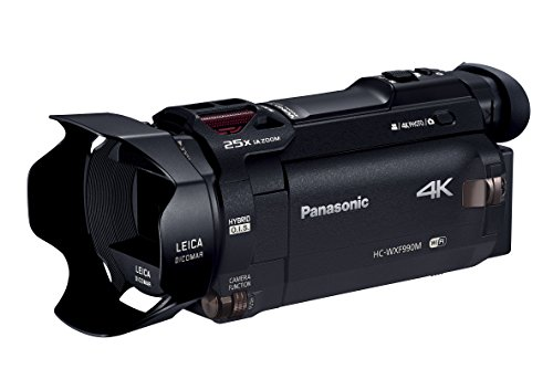 Panasonic correction from digital 4k video camera wxf990m 64gb wipe takes jp f/s
