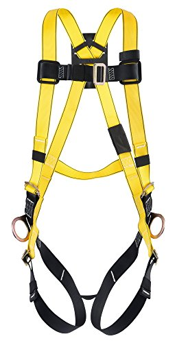 MSA SAFETY WORKS 10072484 Qk Ft 3D Harness Ring by MSA (Msa-harness)