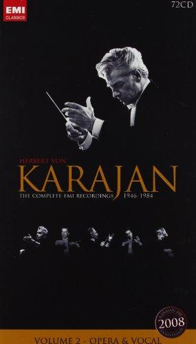 Karajan 100th - Intégrale des enregistrements lyriques et vocaux