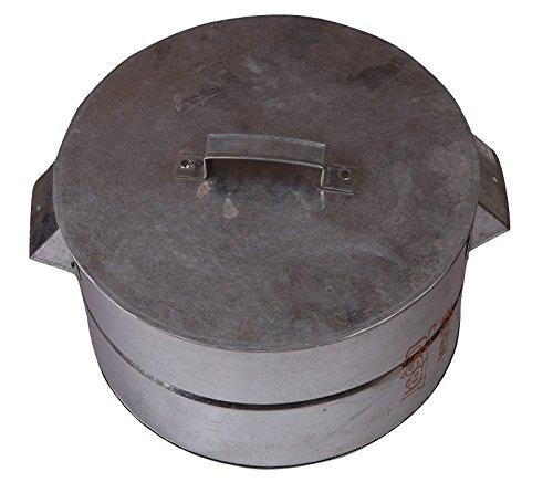 Handcuffs Multi Purpose Gas Tandoor, Oven,Barbeque Griller/ Bati Maker/ Pizza Maker