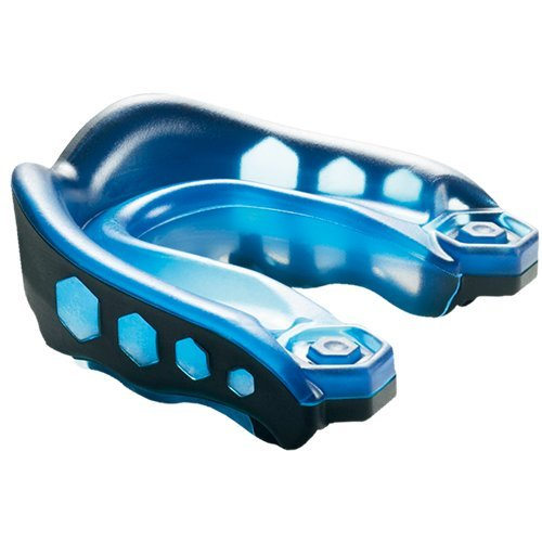 Shock Doctor Gel Max Mouth Guard - Blue/Black
