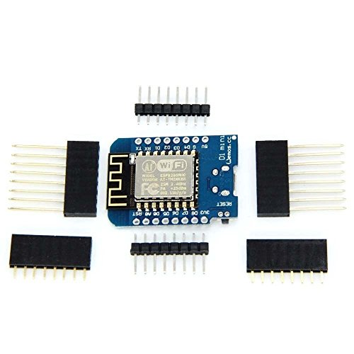 ARCELI D1 Mini NodeMCU y Arduino compatible wifi lua ESP8266 ESP-12 Arduino WeM