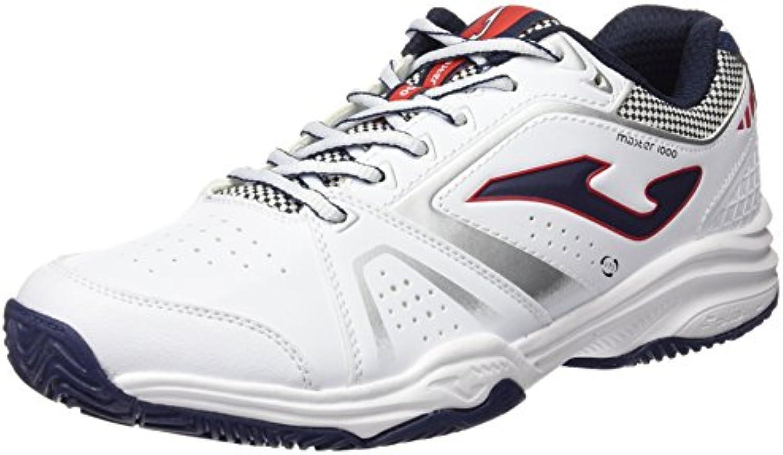 Joma T.Master 1000 606 Blanco-Marino, Zapatillas de Tenis para Hombre