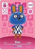 Doc - Nintendo Animal Crossing Happy Home Designer Series 4 Amiibo Karte - 372
