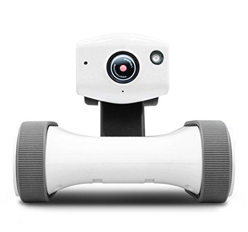 riley appbot roboter mit sicherheits kamera hd video ir nachtsicht weltweit ber internet. Black Bedroom Furniture Sets. Home Design Ideas