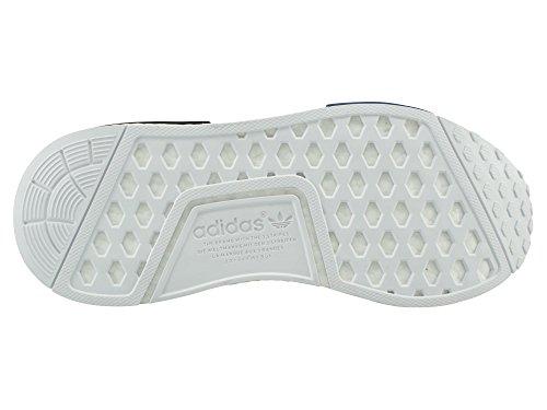 Adidas Sneaker NMD_R1 BA7245 Weiß Weiß Mystery Blue