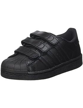 adidas Superstar CF C, Zapatillas Unisex Niños