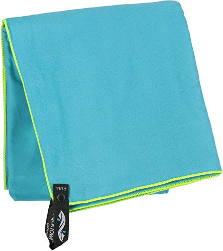 PackTowl Handtuch Personal, Agave, XXL (Beach): 91x150 cm