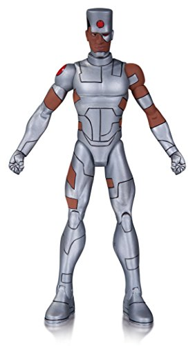 DC Comics Design Dodson Earth 1Teen Titans Cyborg Action Figur (Full Farbe) Preisvergleich