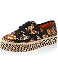 Soixantesept Chaussures Noir / Multicolore Eu 36 Jute yb0MXQZWQ