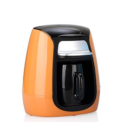 YSCCSY Kaffeemaschine Mini Drip Type Automatische Kaffeemaschine Mit Keramik-Becher-Tasse Zu Hause Teemaschine 220V