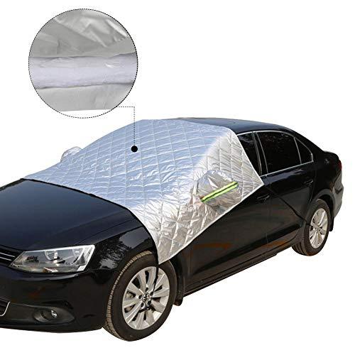 Dust Sun Shade Protector - Paravento per parabrezza auto, protezione antigelo, copertura antinev