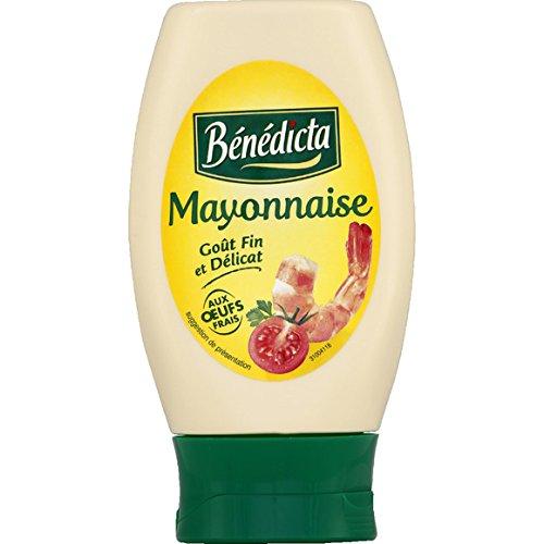 Mayonnaise goût fin et délicat aux oeufs frais - ( Prix Unitaire ) - Envoi Rapide Et Soignée