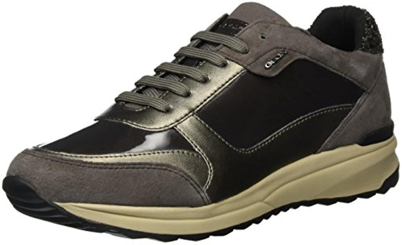 Geox Damen D Airell C Sneaker 2018 Letztes Modell  Mode Schuhe Billig Online-Verkauf