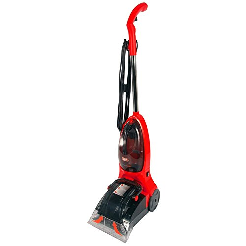 Vax Power Max Carpet Washer, Wide Stainless Steel Cleaning Nozzle 24 cm, 500 W - Red