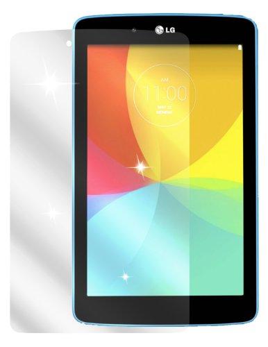 dipos I 2X Schutzfolie klar passend für LG G Pad 8.0 Folie Bildschirmschutzfolie