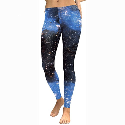 MAYUAN520 Moda 3d digital de alta cintura elástica Sexy Slim...