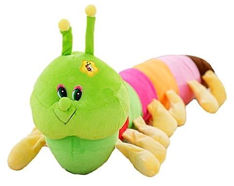 Good Night Super weiche Karikatur Raupe Spielzeug Angefüllte Tiere Puppen Für Kinder, 31,5'' (Weihnachten Angefüllte Spielwaren)