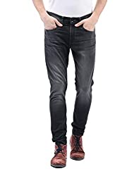 Pepe Jeans Men Solid Jean (_8907557288405_Used Black_34_)