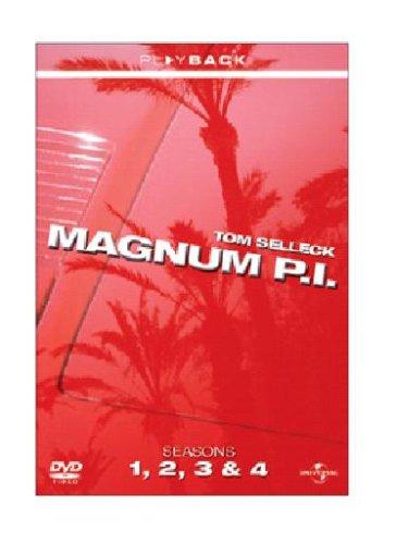 Magnum P.I. - Seasons 1 - 4 [24dvd] [UK Import] -