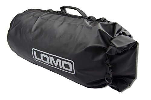Lomo 40L Motorradtasche - Wasserdicht Motorrad Gepäckrolle