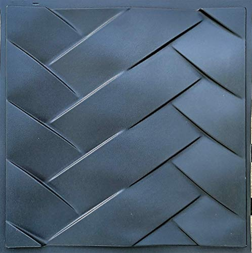 Business & Industrial Delicious *binding* 3d Decorative Wall Panels 1 Pcs Abs Plastic Mold For Plaster Always Buy Good